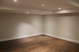 Basement unit avaialble for rent march 1 @ eglinton/ Brichmt