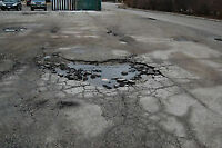 Asphalt repairs save $$$