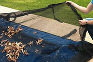 Swimming pool safety covers, winter covers and leaf nets. Cambridge Kitchener Area image 9