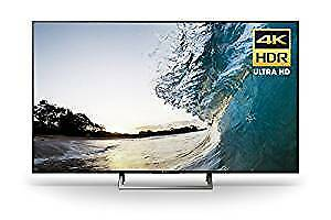 "Sony 75"" 4K UHD HDR LED Android Smart TV (XBR75X850E) Tvcenter"