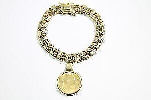 Gold Coin Bracelets