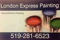 London Express Painting - 519-281-6523