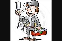 Red seal electrician available for all your electrical needs