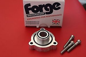 Forge Blow Off plate Abarth
