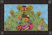 Easter Door Mat