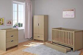 Kub Madera Nursery Furniture Set