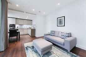BEAUTIFUL 1 BED Apartment -Flat 11 -Haydn Tower 50 Wandsworth Road SW8 2FN