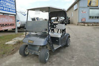 2007 EZ GO TXT Gas Golf Cart