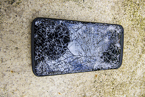 Looking for broken/unwanted phones