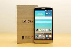 LG G3 32GB BRAND NEW IN THE BOX ROGERS/BELL/TELUS