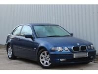 Bmw 318i compact for breaking for spares 2002