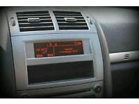 Peugeot 407 lcd display