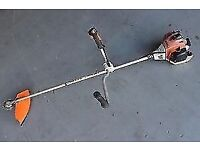 Professional Stihl FS240 Brush Cutter Heavy Duty W/ 2 NEW Padded Stihl Harnesses Reliable Only £290