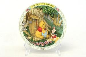 Winnie The Pooh 3D Plates  sc 1 st  eBay & Winnie The Pooh Plates | eBay