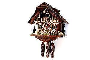 8 day musical cuckoo clocks