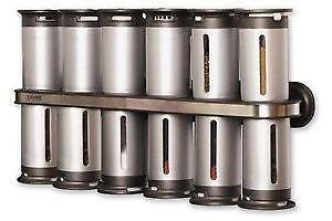 magnetic spice jars - Spice Jars