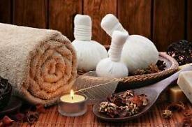 Chinese full body massage !!!