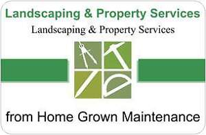 Home Grown Maintenance - Landscaping & Property Services Innaloo Stirling Area Preview