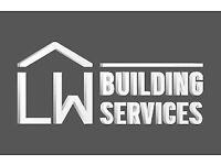 LW Building Services, kitchens, bathrooms, conversions, refurbishments, repairs
