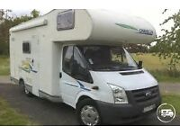 Luxury 6 berth motorhome for hire - Chausson Flash 03 - based in Hampshire