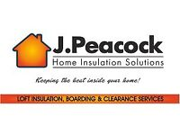 J peacock home insulation solutions