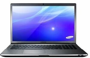 "Laptop - Samsung 17"" i7 , 8 GB Ram, 1T HD"