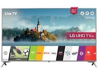 "LG 43"" Smart TV 4K Ultra HD ( LG 43UJ630V)"