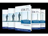 2018 CFA Level 3 Schweser Notes & Premium Materials