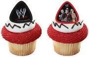 Wrestling Cake Toppers