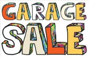 MOVING SALE/GARAGE SALE