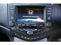 Dvd disc satnav 2.11, 3.06 Navteq Honda Accord navi (2011, 2012 maps) without/with vocal commands