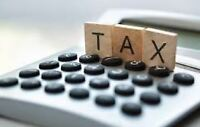 $40 Tax Preparation and filing - call now for a booking!