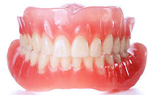 Dentures (free consultation and discounted prosthesis)