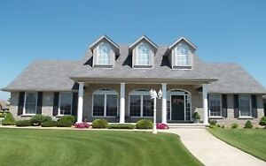 VICTORIAN/CAPE COD CUSTOM BUILT HOME IN SIMCOE!