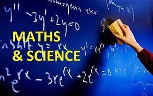 Maths and Science Tutoring Canning Vale Canning Area Preview