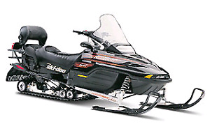 2002 Skidoo grand touring 800 *new price*