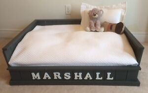 High Quality, Custom Wood Dog Bed Sarnia Sarnia Area image 1