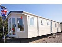 Static Caravan Nr Clacton-On-Sea Essex 3 Bedrooms 8 Berth Delta Oxford 2016