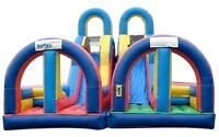 Bazy's Inflatables Bouncy Castle
