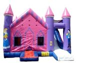 Bazy's Bouncing Inflatables and Glitter Tattoos