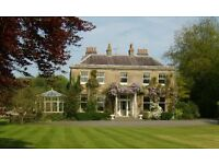 HOUSEKEEPER / HANDYMAN COUPLE REQUIRED IN DORSET - Permanant position including accommodation.