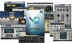 WAVES COMPLETE PLUG-INS v9.6 MAC/PC