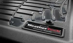 WeatherTech - Mazda 6 - Molded - front, back and cargo mats