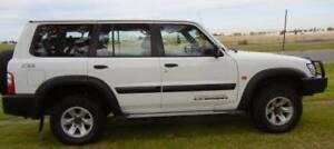 2002 ST 4.2 Nissan Patrol