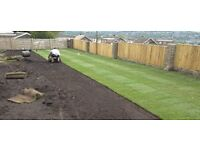 Fencing decking driveways flagging Block paving walls garden services trees landscapeing gardener