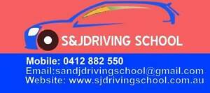 S&J DRIVING SCHOOL- Great value for your money-Discount package Quakers Hill Blacktown Area Preview