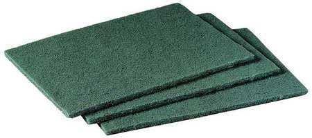 "Scotch-Brite 96Cc 6"" X 9"" Green Scouring Pad,Green 10Pk."