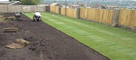 Fencing Decking Driveways Flagging Block Paving Walls Garden Services Trees  Landscapeing Gardener