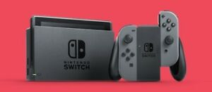 Nintendo switch with accessories and games