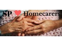 Home Carers London SP Homecarers